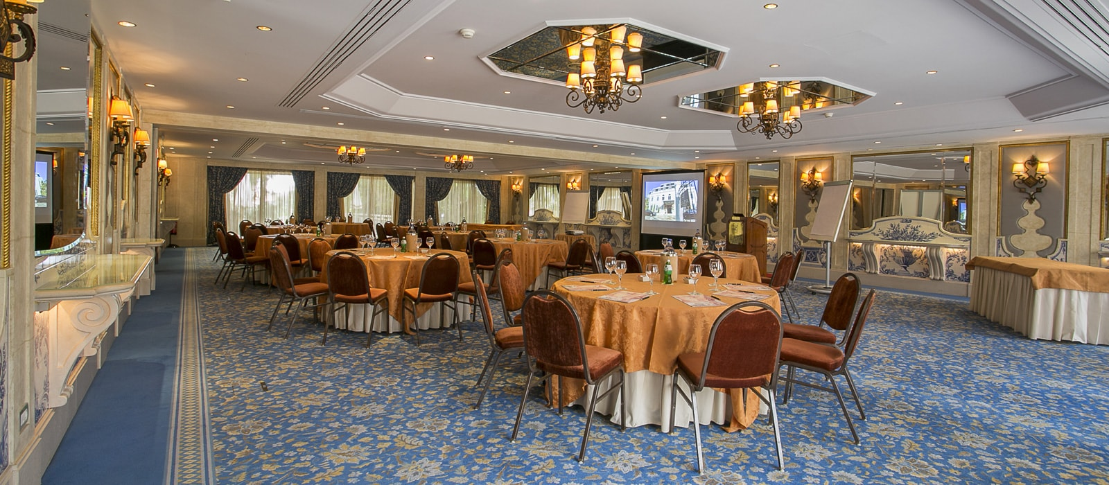 Meetings & Events Olissippo Lapa Palace