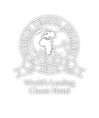 Worlds Leading Classic Hotel 2018 Winner